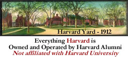 Return to Everything Harvard Index Page